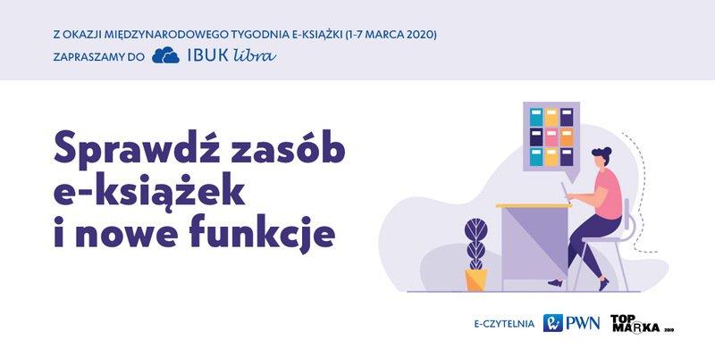 IBUK Libra w Międzynarodowym Tygodniu E-książki. Nowe funkcje
